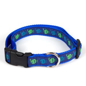 Muji Classic Logo Dog Collar