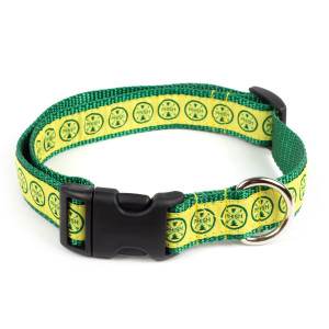 Camp Logo Dog Collar