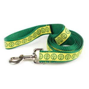 Camp Logo Dog Leash