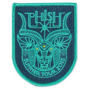 Phish - 2015 Tour Patch