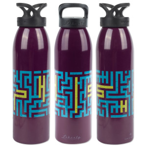 Maze Water Bottle