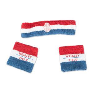 Wrigley Field Headband/Wristband Set