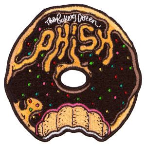 Baker's Dozen Donut Patches