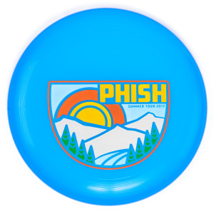 Great Outdoors 2017 Frisbee