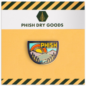 Great Outdoors Summer Enamel Pin