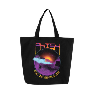 Dusty Garden New Year's Run Tote Bag