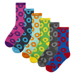Fishman Donut Athletic Socks