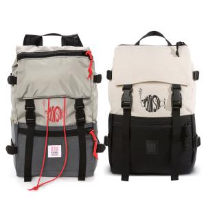 Phish x Topo Designs Rover Pack