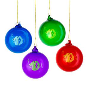 Classic Logo Ornaments
