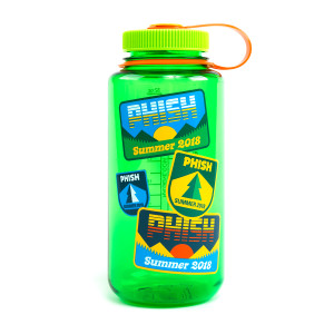 Summer Tour 2018 Nalgene