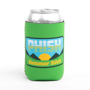 2018 Summer Tour Koozie