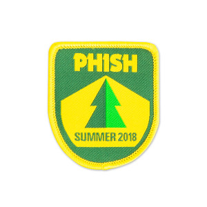 Summer Tour 2018 Tree patch