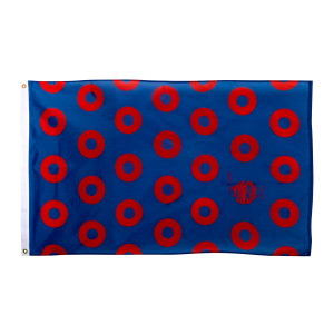 Fishman Donut 3' x 5' Flag