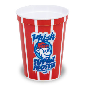 Super Frostie Summer Tour Stadium Cup
