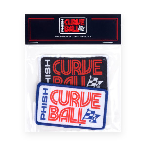 Curveball Racing Patch Pack