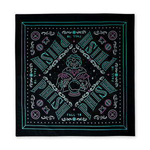 Fall Tour Fortune Teller Bandana