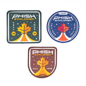 Fall Explorer Patch Pack