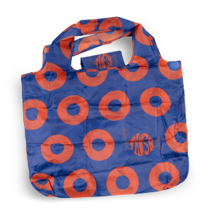 Classic Donut Sustainable Shopping Tote