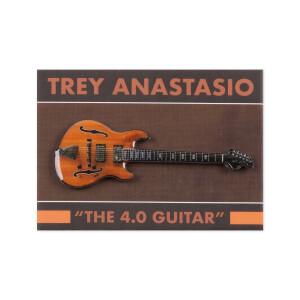 "Trey Anastasio ""The 4.0 Guitar"" Enamel Pin"