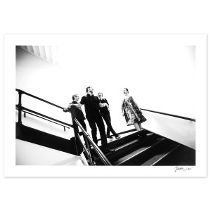 7/16/2016 Backstage Staircase Fine Art Photograph