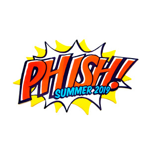 Phish Pop! Sticker