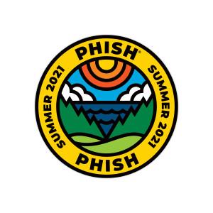 DDC x Phish Summer 2021 Sticker