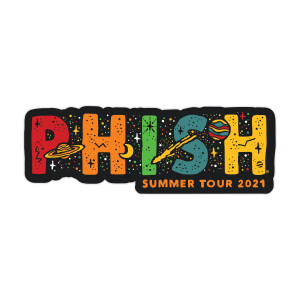 Cosmic Summer 2021 Sticker