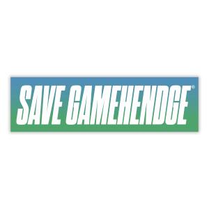 Save Gamehendge Bumper Sticker