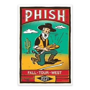 Pop West Fall Tour Sticker
