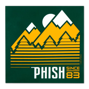 83 Throwback Sticker