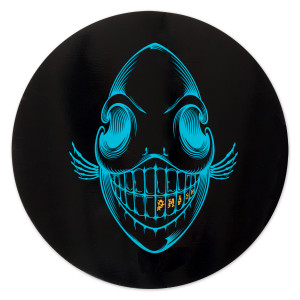 Bonefish Sticker