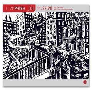 Live Phish Volume 6 - 11/27/98