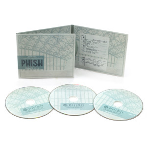 """Niagara Falls"" 3-CD Set"