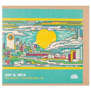 Live Phish 7/8/2014