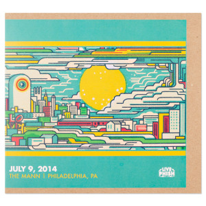 Live Phish 7/9/2014