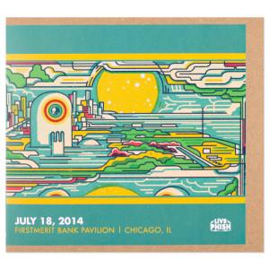 Live Phish 7/18/2014