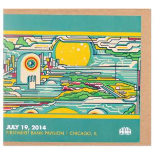 Live Phish 7/19/2014