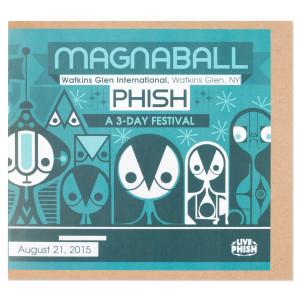 Live Phish 8/21/15 - Magnaball
