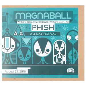 Live Phish 8/23/15 - Magnaball