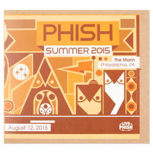Live Phish 8/12/15 - Philly