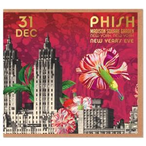 Live Phish 12/31/2015 - Madison Square Garden