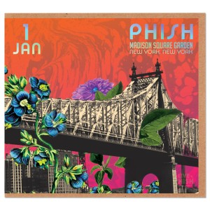 Live Phish 1/1/2016 - Madison Square Garden