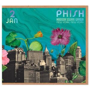 Live Phish 1/2/2016 - Madison Square Garden