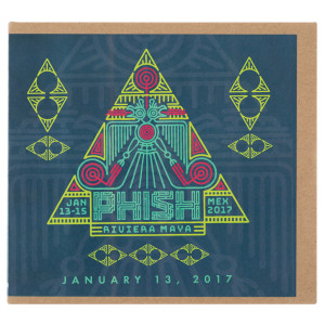 Live Phish 1/13/2017 - Barcelo Maya Beach Resort