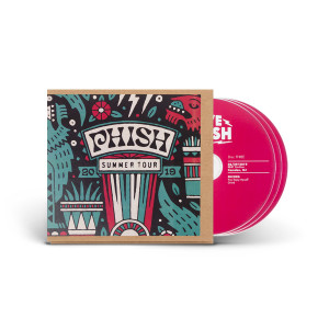 Live Phish 6/29/2019 - Camden