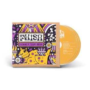 Live Phish 7/10/2019 - Uncasville