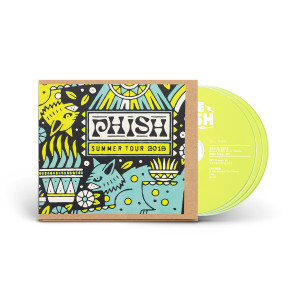 Live Phish 7/12/2019 - East Troy