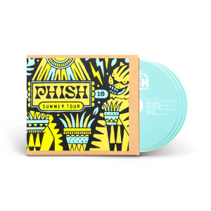 Live Phish 7/13/2019 - East Troy