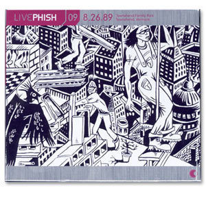 Live Phish Volume 9 - 8/26/89 - without sleeves