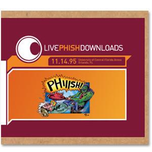 Live Phish 11/14/1995